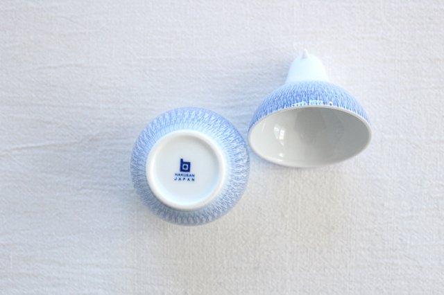 白山陶器 とり型蓋付きようじ立て トビカンナ 磁器 波佐見焼 画像6