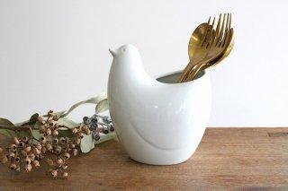 白山陶器 とり型フリースタンド 磁器 波佐見焼商品画像