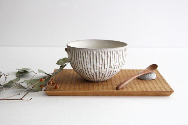 ボウル S さざなみ 陶器 シモヤユミコ 画像4