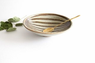 アーモンドボウル 粉引 陶器 庄司理恵商品画像