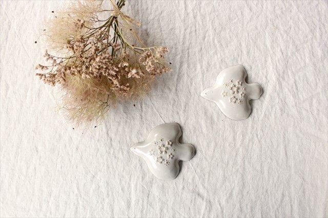 鳥壁掛け 陶器 キエリ舎 画像2