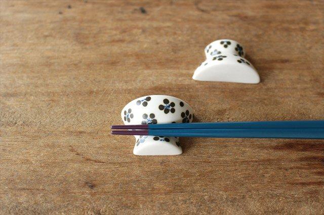 箸置き 茶碗 小紋 磁器 すこし屋 砥部焼