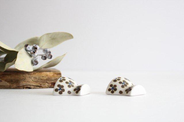 箸置き 茶碗 小紋 磁器 すこし屋 砥部焼 画像3