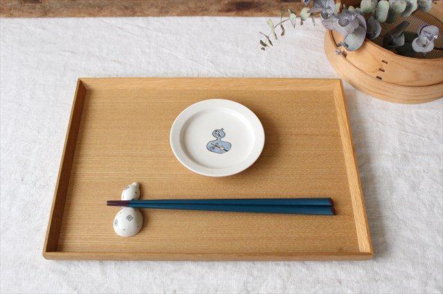 砥部焼 豆皿 ひょうたん 磁器 すこし屋 画像2
