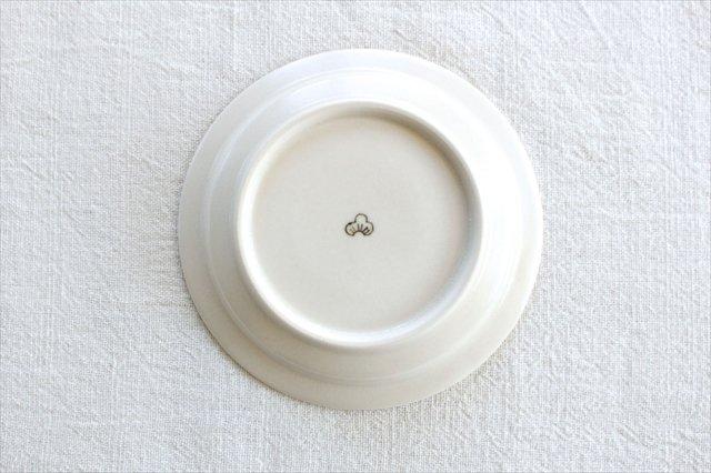 砥部焼 豆皿 ひょうたん 磁器 すこし屋 画像4