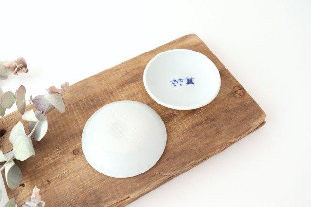 丸小皿 お洗濯 磁器 森陶房 砥部焼 画像3