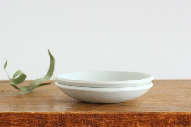 丸小皿 お洗濯 磁器 森陶房 砥部焼 画像4