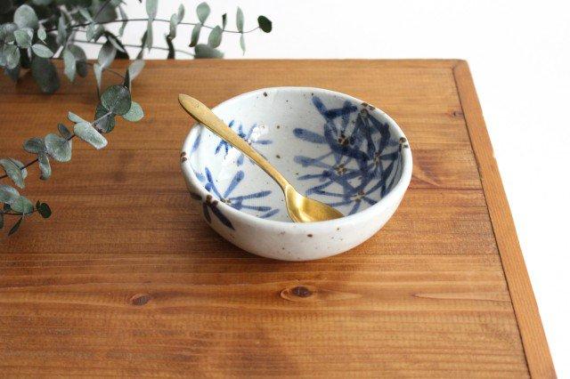 たたら作り小鉢 ガーベラ 半磁器 森陶房 砥部焼