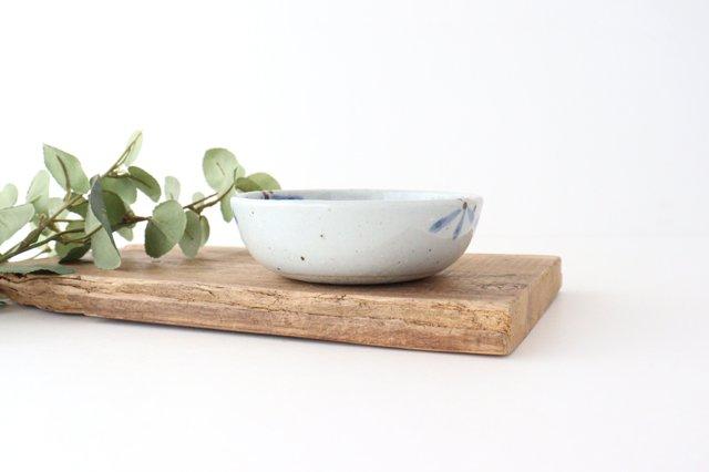 たたら作り小鉢 ガーベラ 半磁器 森陶房 砥部焼 画像3