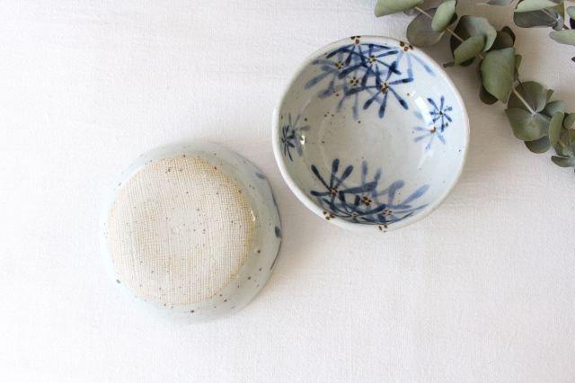 たたら作り小鉢 ガーベラ 半磁器 森陶房 砥部焼 画像4