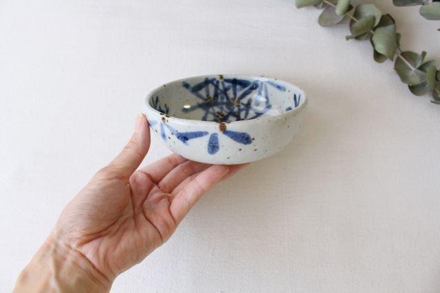 たたら作り小鉢 ガーベラ 半磁器 森陶房 砥部焼 画像5
