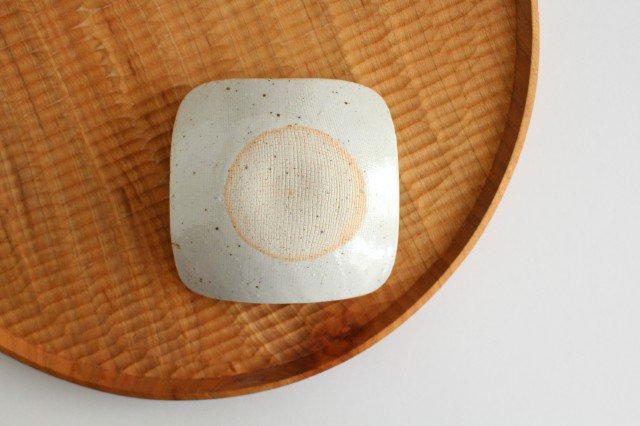 角小皿 木の葉 半磁器 森陶房 砥部焼 画像6