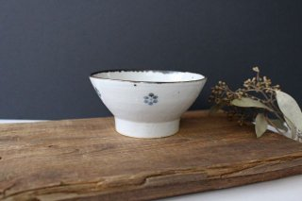 古砥部文 茶碗 小 小梅 磁器 陶彩窯 長戸製陶所 砥部焼商品画像
