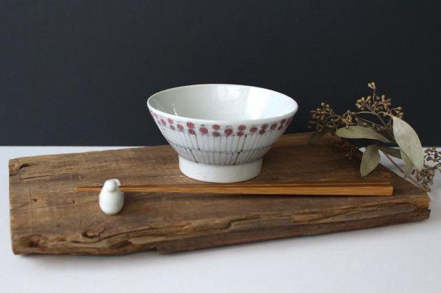 古砥部文 茶碗 小 花垣 磁器 陶彩窯 長戸製陶所 砥部焼 画像5