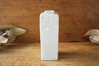 いっちん四角花器 大 陶磁器 砥部焼 陶彩窯商品画像
