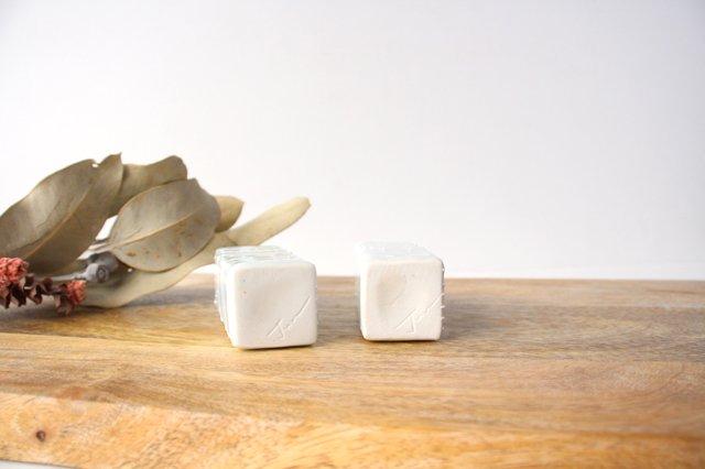 いっちん四角花器 小 陶磁器 砥部焼 陶彩窯 画像3