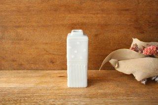 いっちん四角花器 小 陶磁器 砥部焼 陶彩窯商品画像