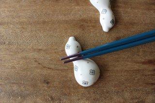 箸置き ひょうたん 磁器 すこし屋 砥部焼商品画像