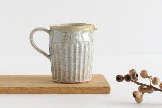 ピッチャー 小 墨入貫入 陶器 はなクラフト商品画像