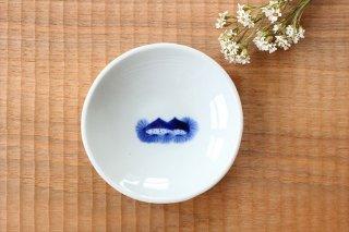 丸小皿 栗 磁器 森陶房商品画像