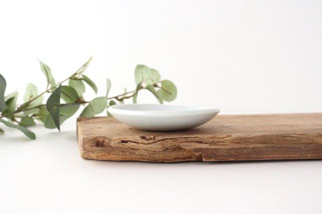 丸小皿 こけし しましま 磁器 森陶房 砥部焼 画像6