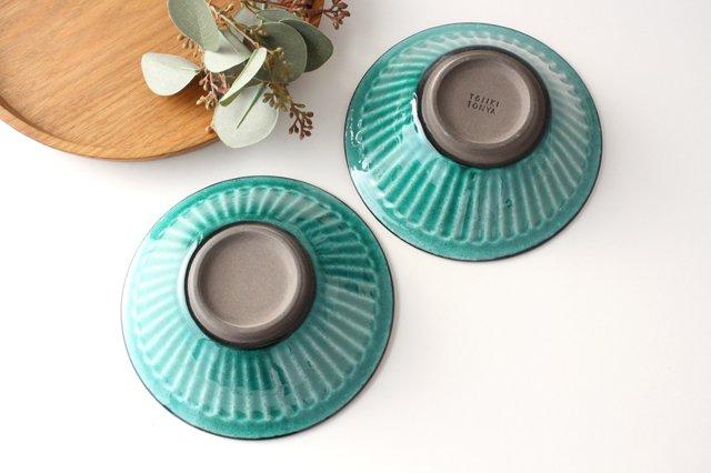 サラダボウル トルコブルー 陶器 美濃焼  画像6