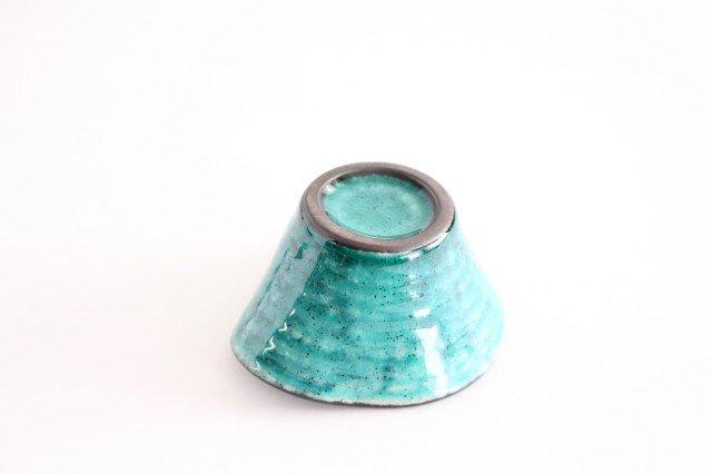 美濃焼 ドレッシングカップ トルコブルー 陶器 画像6