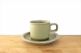 4th-market スティルク ティーカップ&ソーサー グリーン 半磁器商品画像