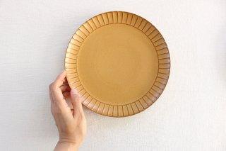 4th-market プラート 7.5プレート カーキオリーブ 陶器商品画像