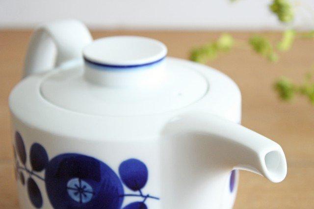 白山陶器 ブルーム リース ティーポット 磁器 波佐見焼 画像5