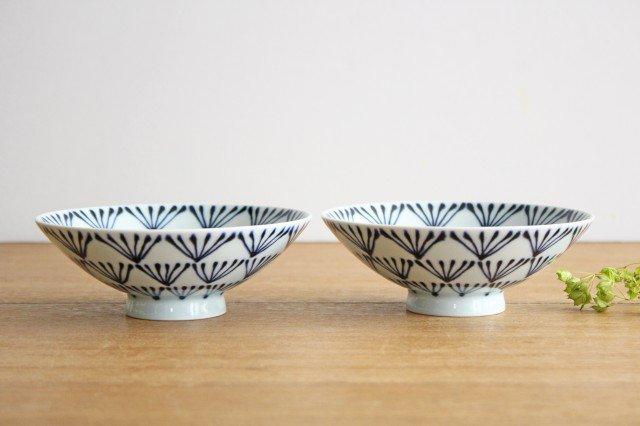 白山陶器 平茶碗 P-8 磁器 波佐見焼 画像5