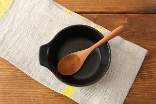 《耐熱陶器》アクアコッタ とんすい 黒 4th-market商品画像