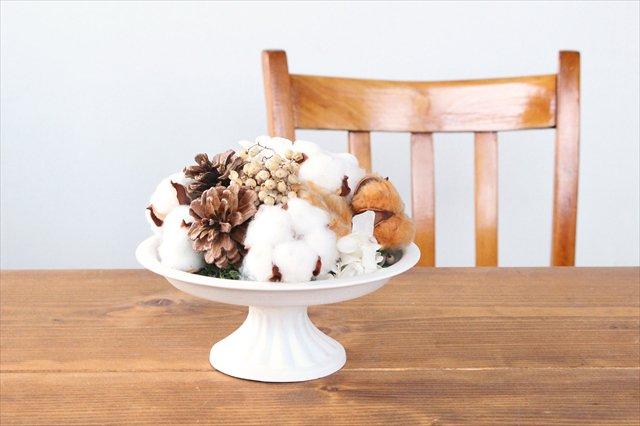 【うちるオリジナル】冬アレンジメント プリザーブド&ドライフラワー ichirin花