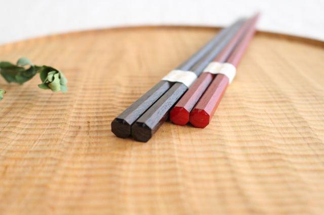 拭き漆のお箸セット  中川政七商店 画像4