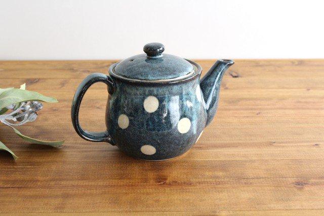 美濃焼 ドット ポット 陶器 画像3