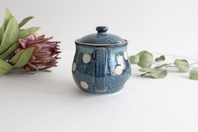 美濃焼 ドット ポット 陶器 画像6