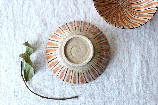 美濃焼 中平鉢 麦藁手(橙)【B】 陶器 画像4