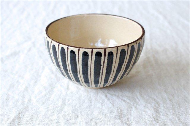 美濃焼 丼 麦藁手(青)陶器 画像2