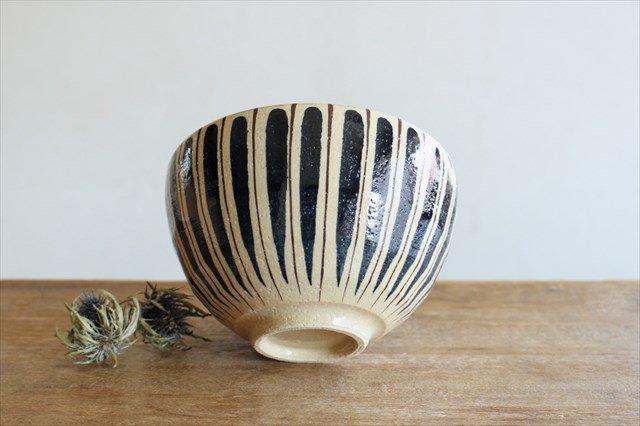 美濃焼 丼 麦藁手(青)陶器 画像3