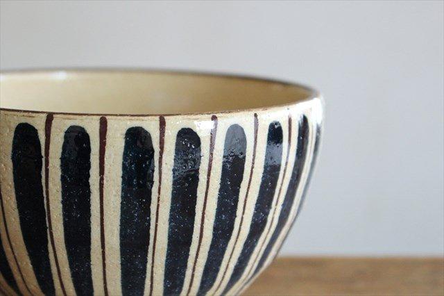 美濃焼 丼 麦藁手(青)陶器 画像5