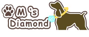 コッカー服と雑貨通販の【M's Diamond】