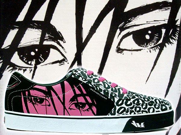 DC Shoes x Methamphibian Artist Projects 2