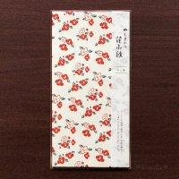 可愛らしい 「花小紋」 のし袋 花つばき