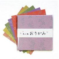日本の四季 「花小紋」の折り紙 小