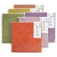 四季の折り紙 「花小紋」 12cm 同色20枚入