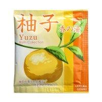 日本の季節風呂 香の湯 「柚子」