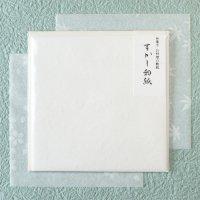 お菓子・料理の敷紙 透かし和紙 さくら/もみじ 20枚入 15cm