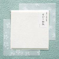 お菓子・料理の敷紙 透かし和紙 さくら と もみじ 12cm