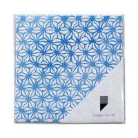 美濃和紙 折り紙 Origami fun net 「wamon 麻の葉」