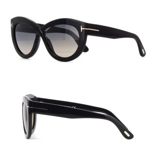 トムフォード TOM FORD Diane-02 TF577(FT0577) 01B